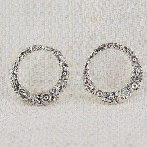 Orecchini Moon Ring Small 4