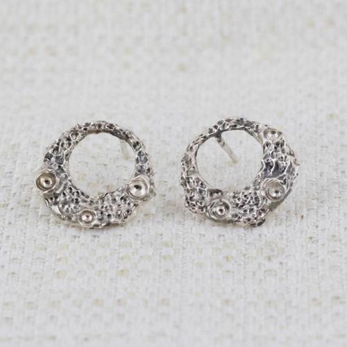 Orecchini Moon Ring Extra Small 4